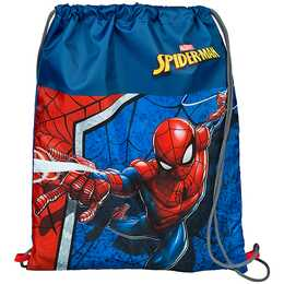 DRAGON Turnsack Spiderman (Blau)