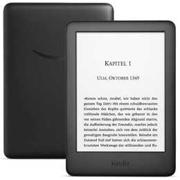 "AMAZON Kindle Touch (6"", Schwarz, Bluetooth, WLAN, 4 GB)"
