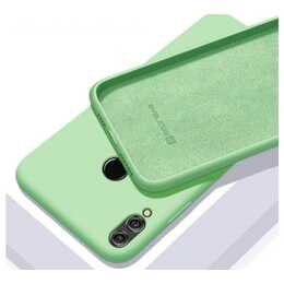 EVELATUS Backcover Soft Silicone (iPhone X, Mintgrün)