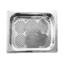 WEBER HOME Dampfgarbehälter (Silber)
