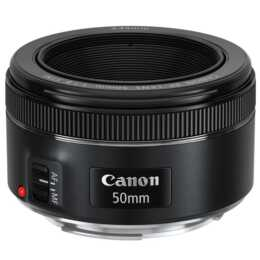 CANON EF STM 50 mm f/1,8
