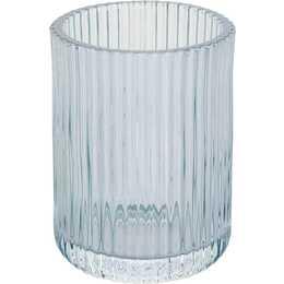 DIAQUA Porta-bicchieri per spazzolini da denti Kira (Blu chiaro)