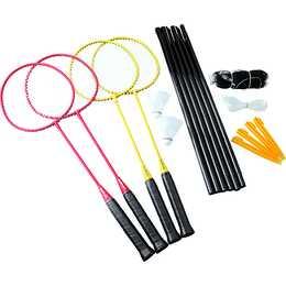 SUNFLEX Challenge 4 (Badminton Sets)