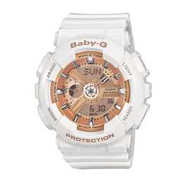 BABY-G BA-110-7A1ER (44 mm, Orologio analogico e digitale, Quarzo)