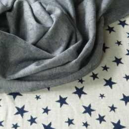 DIDYMOS écharpe en jersey étoile taille 7