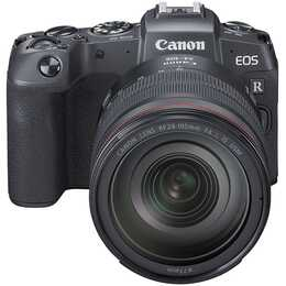 CANON EOS RP + RF 24-105mm f/4L IS USM + EF-EOS R Adapter Kit (26.2 MP)
