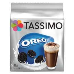 TASSIMO Kaffeekapseln Oreo (8 Stück)