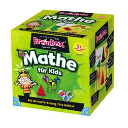 BRAINBOX Mathe für Kids (Tedesco)