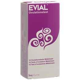 EVIAL Ovulationstest(10 Stück)