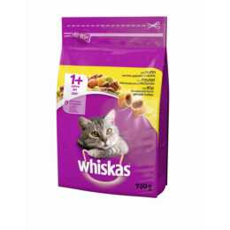 WHISKAS Adult, Huhn, 950 g