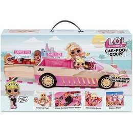 MGA ENTERTAINMENT L.O.L. Surprise Car