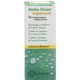 HERBA-VISION Augentropfen Euphrasia (15 ml)