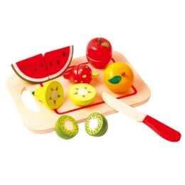 NUOVI TOYS CLASSIC Food Fruit con tagliere