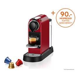 KRUPS Citiz XN7415 (Nespresso, Rosso)