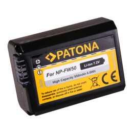 PATONA pour Sony NP-FW50