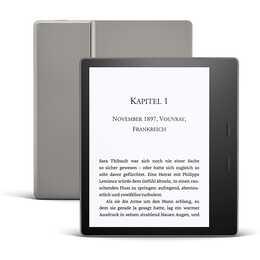 "AMAZON Kindle Oasis (7"", Grau, WLAN 802.11b, WLAN 802.11g, Bluetooth, WLAN 802.11n, 8 GB)"