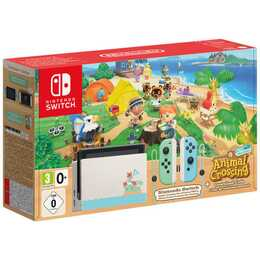 NINTENDO Switch Animal Crossing - New Horizons Edition 32 GB (Italiano, Tedesco, Inglese, Francese)