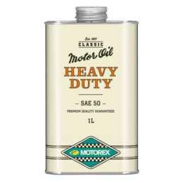 MOTOREX HEAVY DUTY (1 l, SAE 50)