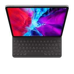 APPLE Smart Keyboard Folio iPad / iPad Air Tablet Tastatur (Schwarz)