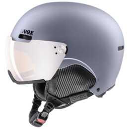 Uvex Hlmt 500 visor strato met mat, S2 /