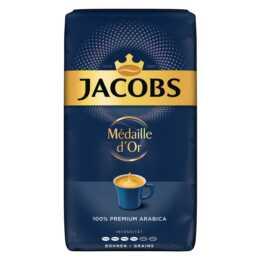 JACOBS Grains de café Café crème Médaille d'Or (1 kg)