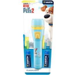 VARTA Taschenlampe Pets2 (LED, 3 lm - 3 lm)