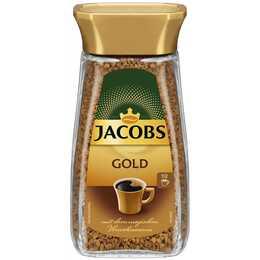 JACOBS Café instantané Café crème Gold (200 g)