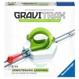 RAVENSBURGER GraviTrax Extension Looping (boucle d'extension GraviTrax)