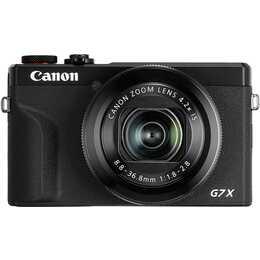 CANON PowerShot G7X Mark III (20.1 MP)
