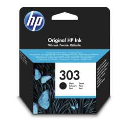 HP 303/T6N02AE Noir