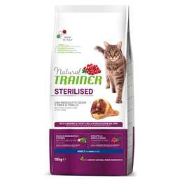 NATURAL TRAINER Feline Trockenfutter (Adult, 10 kg)