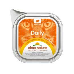 ALMO NATURE Daily (Adulte, 100 g, Poule)