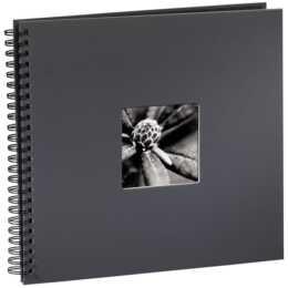 HAMA Fine Art Spiralalbum, Grau