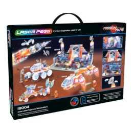 Kit di costruzione LASER PEGS Mission Control