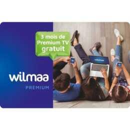 Scheda voucher WILMAA per Wilmaa TV FR