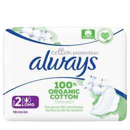 ALWAYS Ultra Cotton Protection Serviettes périodique (10 pièce, Normal)