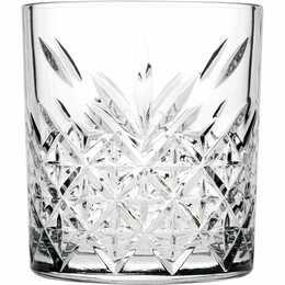 LIVIQUE Verre à whisky Clear (345 ml, 1 pièce)
