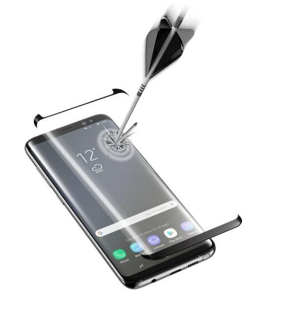 CELLULAR LINE Displayschutzglas (Klar, Galaxy Note 10)