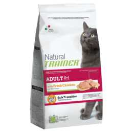 TRAINER Feline Fresh Chicken Trockenfutter (Adult, 7.5 kg)