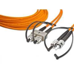 LIGHTWIN Cavo di rete (SC multi-mode, ST multi-mode, 2 m)