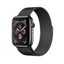 APPLE Watch Series 4 GPS + Cellular 44mm Milanaise