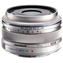Objectif grand angle OLYMPUS 17 mm f/1.8