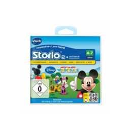 "VTECH Storio 2 gioco educativo ""Mickey Mouse Wunderhaus""."