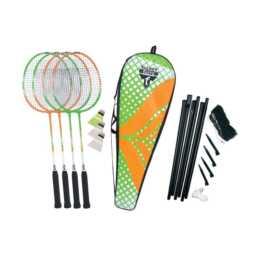 TALBOT TORRO Badmintonset Attacker Plus