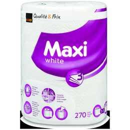COOP QUALITÉ & PRIX Haushaltspapier Maxi white