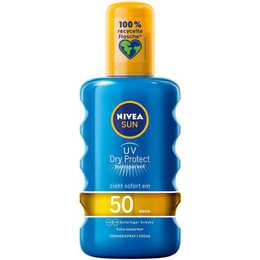NIVEA Protect & Dry (SPF 50, 0.2 l, Spray)
