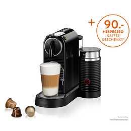 DELONGHI Citiz & Milk EN 267.BAE (Nespresso, Noir)