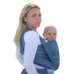 AMAZONAS Porte-bébé Carry Sling Denim