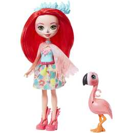 MATTEL Fanci Flamingo & Swash