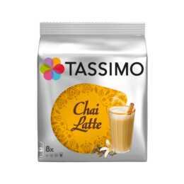 TASSIMO Chai Latte Tè condito (Tè in capsula, Tassimo, 8 pezzo)